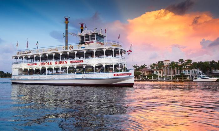 Jungle Queen RiverboatCruise