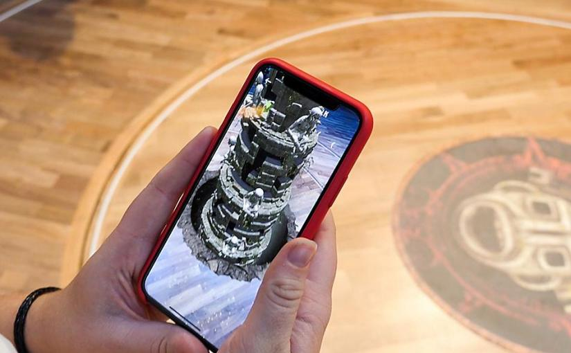 Augmented Reality Comes to Anthem of theSeas
