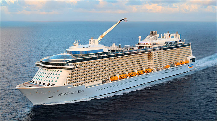 UPDATED: Royal Caribbean Expands Suspension of Cruising Globally