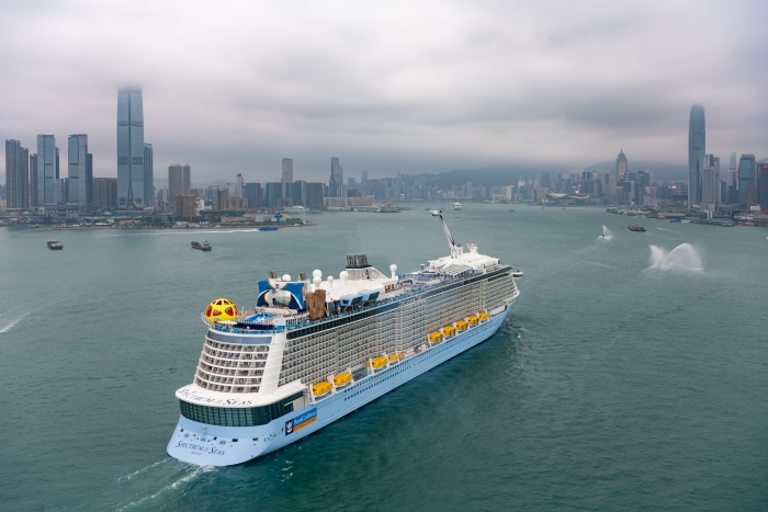 Royal Caribbean Has Officially Announced Suspension of Cruising fromUS