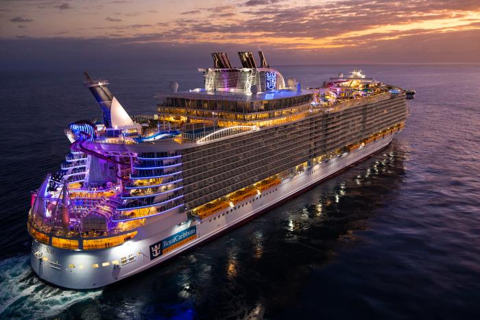 Royal Caribbean Announces a $2.2 BillionLoan